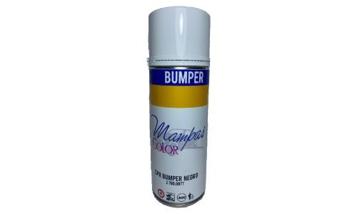 SPRAY DE BUMPER NEGRO 400ML MC ECONOMICO MAMPAS