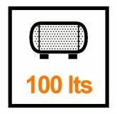 COMPRESOR PROFESIONAL DE CORREA 100 LTS 3 HP AIRUM