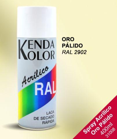 SPRAY KENDA ORO PALIDO 2902 400ML