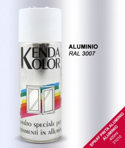 SPRAY KENDA ALUMINIO 400ML