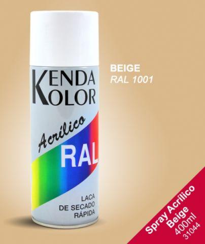 SPRAY KENDA BEIGE  RAL 1001 400ML