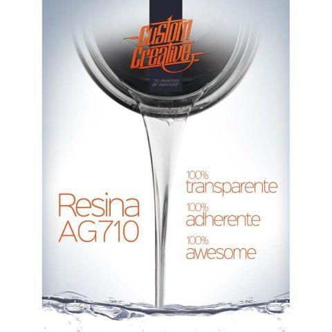 RESINA AG710 SOLVENT BASE 1K - 1L