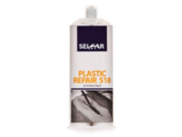 PLASTIC REPAIR 518 50ML NEGRO