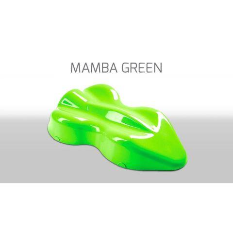 FLUOR BASE SOVENTE 150ML - MAMBA GREEN