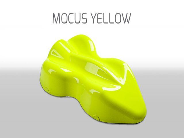 FLUOR BASE SOVENTE 150ML - MOCUS YELLOW