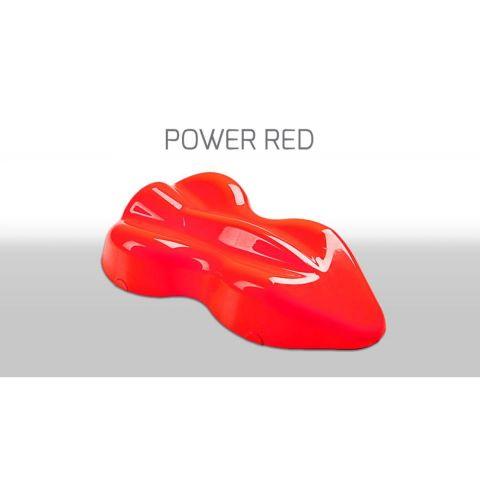FLUOR BASE SOVENTE 150ML - POWER RED
