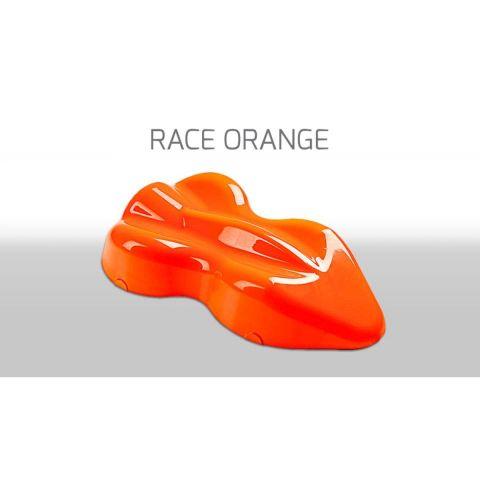 FLUOR BASE SOVENTE 150ML - RACE ORANGE
