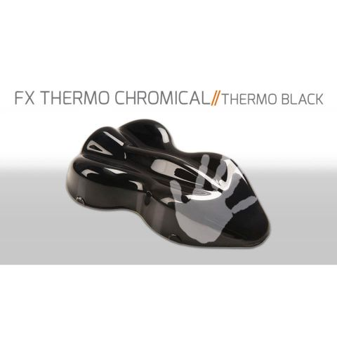 FX THERMO CHROMICAL 60ML - THERMO BLACK