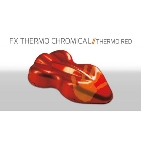 FX THERMO CHROMICAL 60ML - THERMO RED